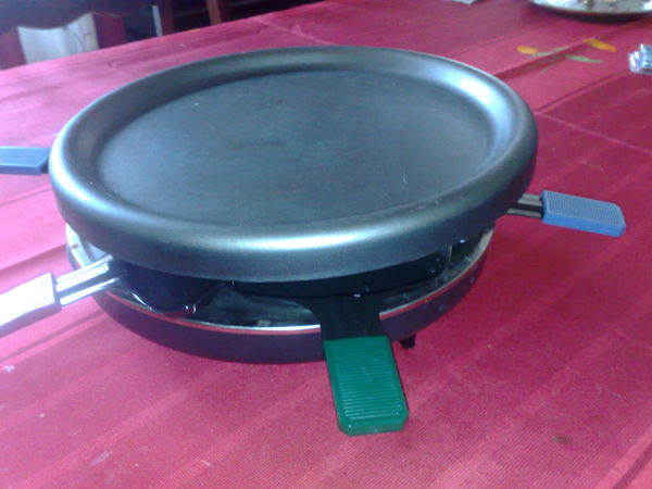 grill raclette crepiere 20 Maubeuge (59)