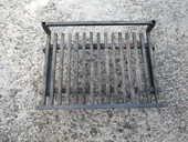 grille chenet porte buches en fer forge pour cheminee 60 Amélie-les-Bains-Palalda (66)