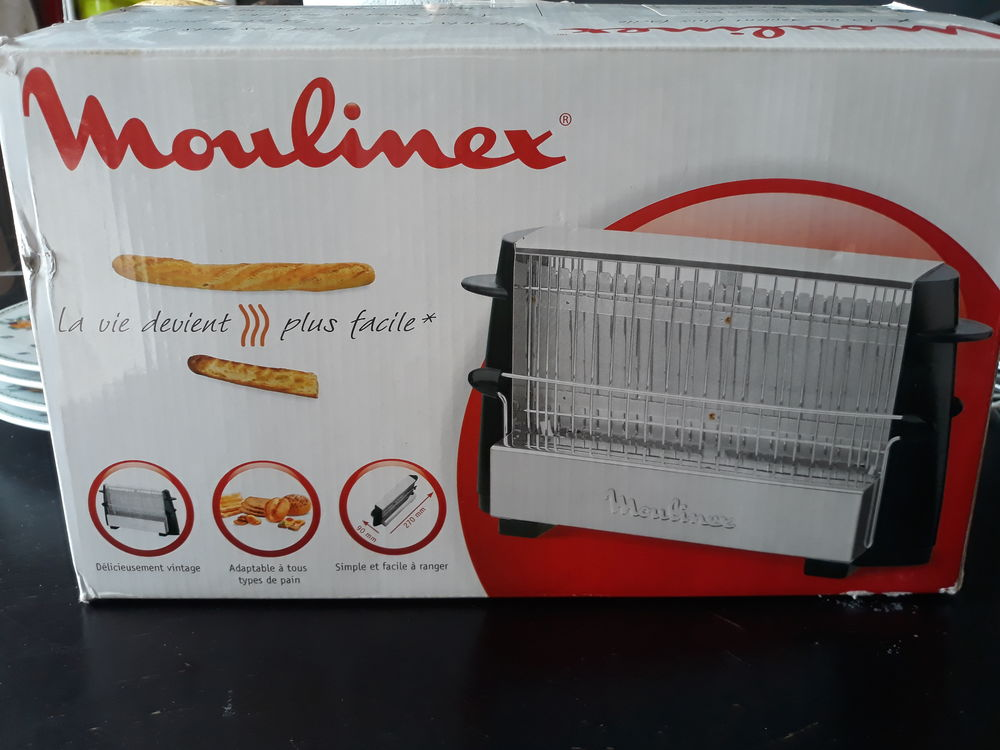 Grille pain moulinex 8 Franconville (95)