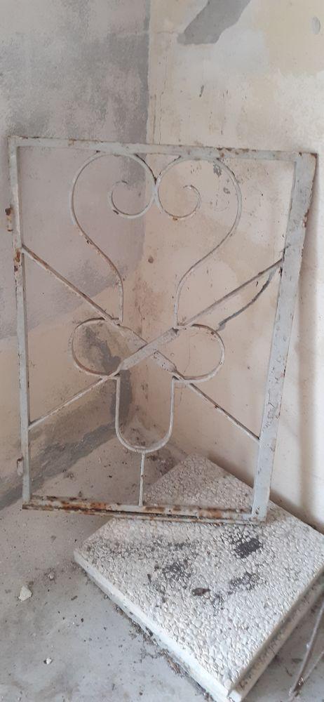 grille et portail fer forgé 0 Saint-Ciers-d'Abzac (33)
