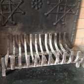 Grille porte-bûches en acier 190 Fontvieille (13)