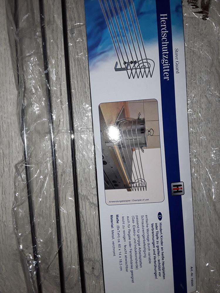 Grille de protection plaque chauffante  15 Hazebrouck (59)
