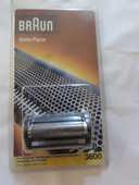 GRILLE rasoir BRAUN inter face 3600  adaptable autre modèle 25 Nanterre (92)
