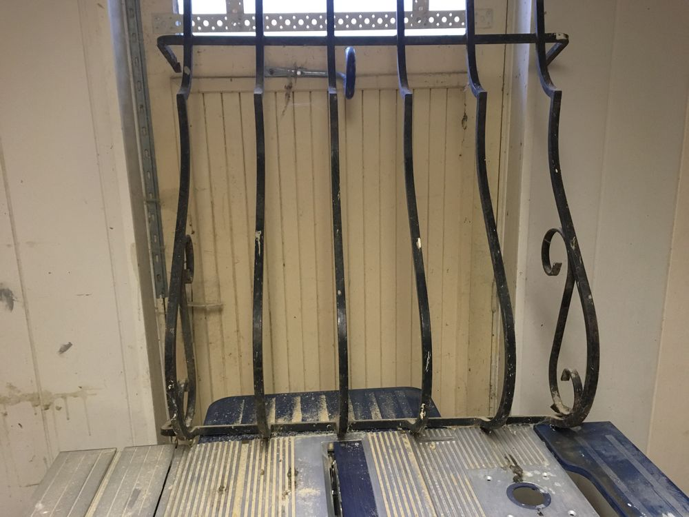 grille sécurité 40 Yerres (91)