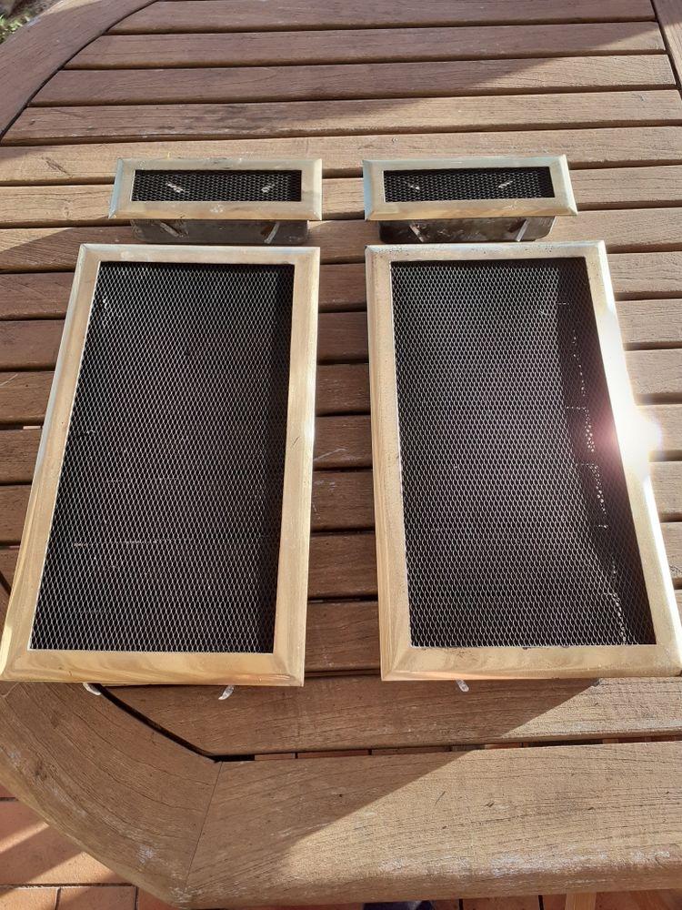 grilles de decompression pour hotte de cheminée 50 Crécy-la-Chapelle (77)