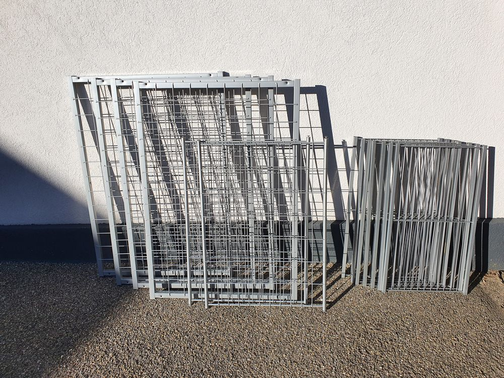 Lot de grilles 40 Haguenau (67)