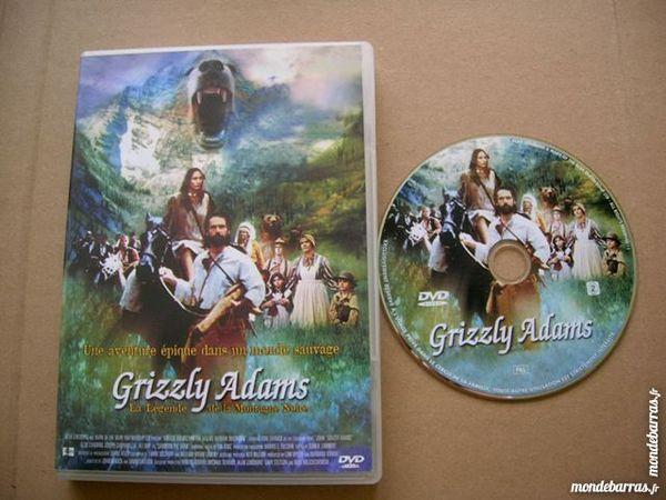 DVD GRIZZLY ADAMS La Montagne Noire 11 Nantes (44)