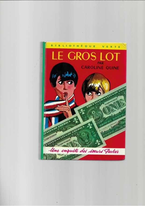 Le Gros Lot n°307 de 1966 3 Saint-Jean-d'Angély (17)
