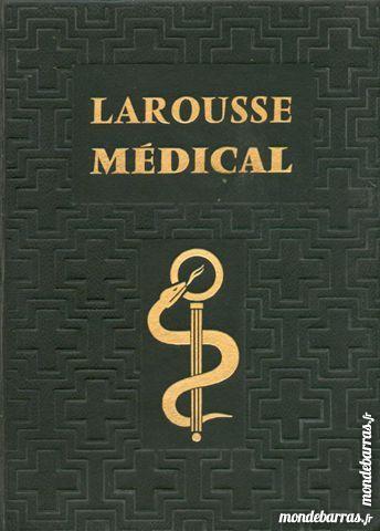 gros dictionnaire Larousse medical 15 Artagnan (65)