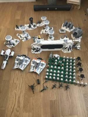 Gros lot LEGO Star Wars 350 Lyon 6 (69)