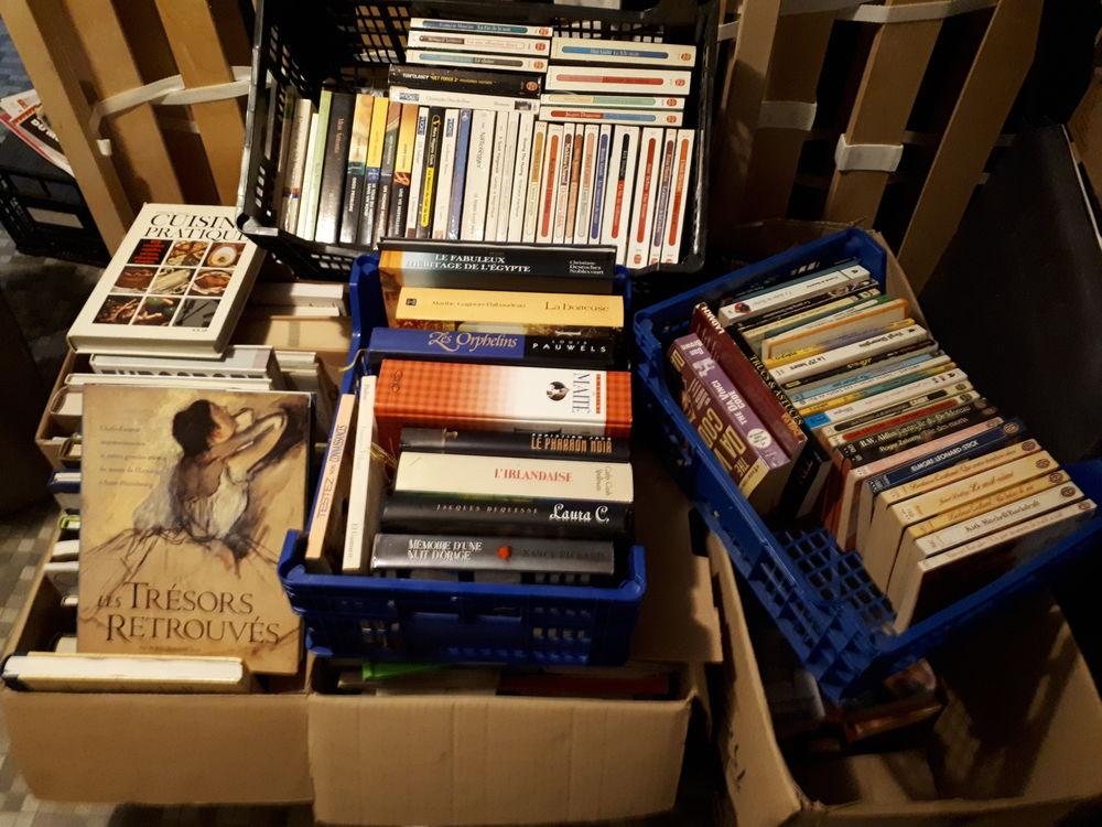 Gros lot de livres (plus de 100 livres) 0 Meudon (92)