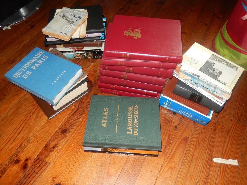 Gros lot de livres 0 Meaux (77)