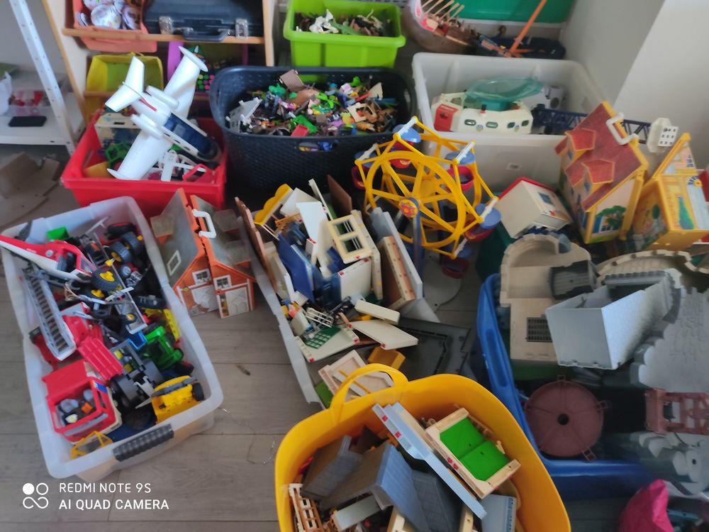 Gros lot Playmobil 0 Vesc (26)
