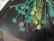 Gros lot de touilleurs à Boissons de Collection. X75 pièces. Maroquinerie