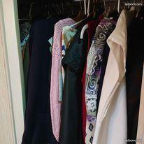 Gros lot de vêtements t 44 - 46 + chaussures t 39  300 Paris 10 (75)