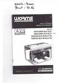 groupe electrogene Worms 7 KW mono 1000 Tassin-la-Demi-Lune (69)