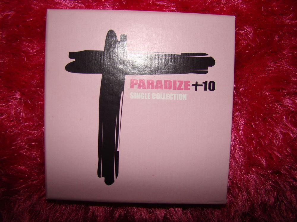 Groupe indochine / coffret *promo* singles  paradize +10 420 Aubazines (19)