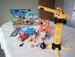 Grue construction démolition Jeux / jouets
