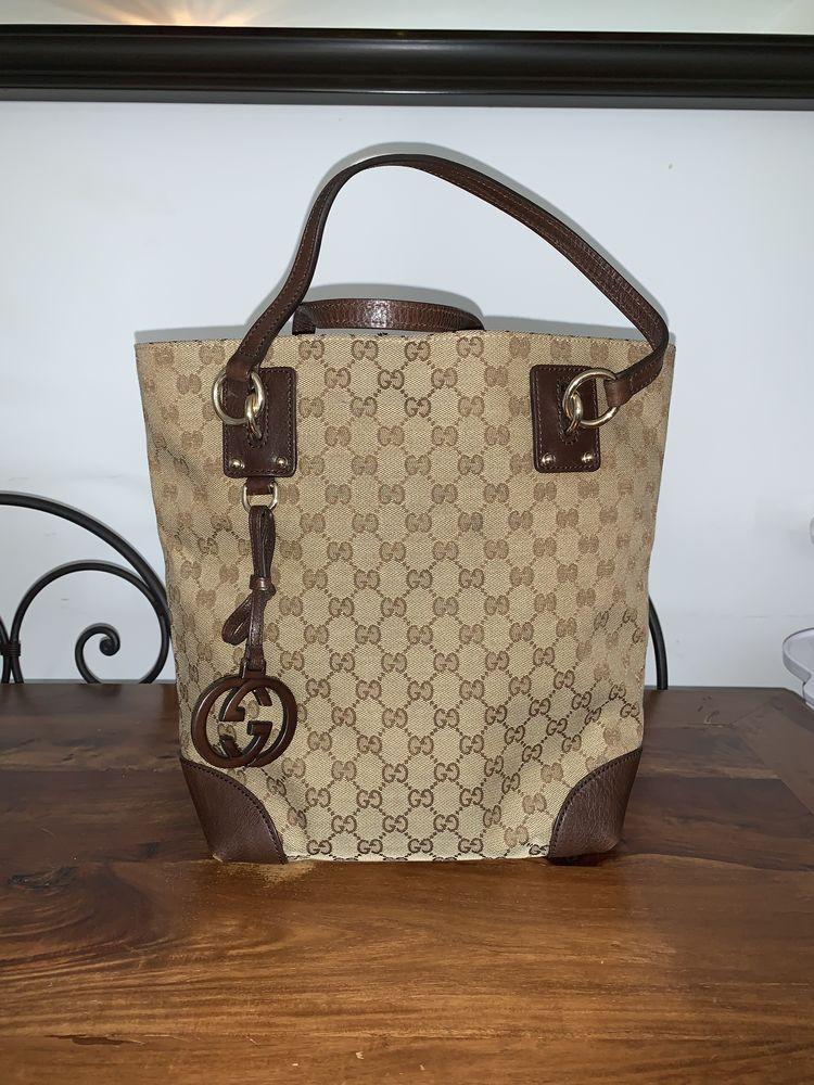 Sac Gucci avec facture originale  400 Herblay (95)