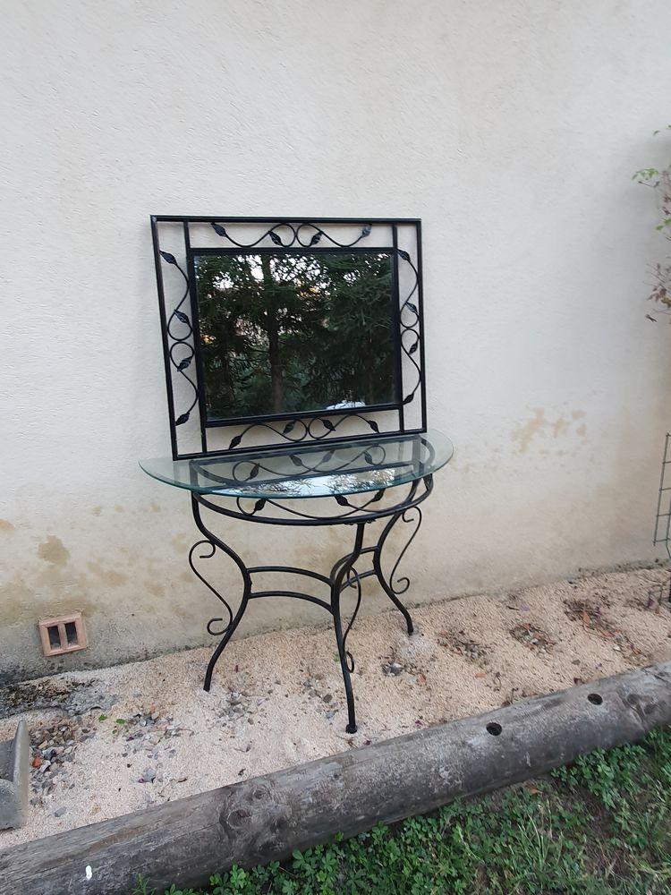 Guéridon avec miroir  60 Draguignan (83)
