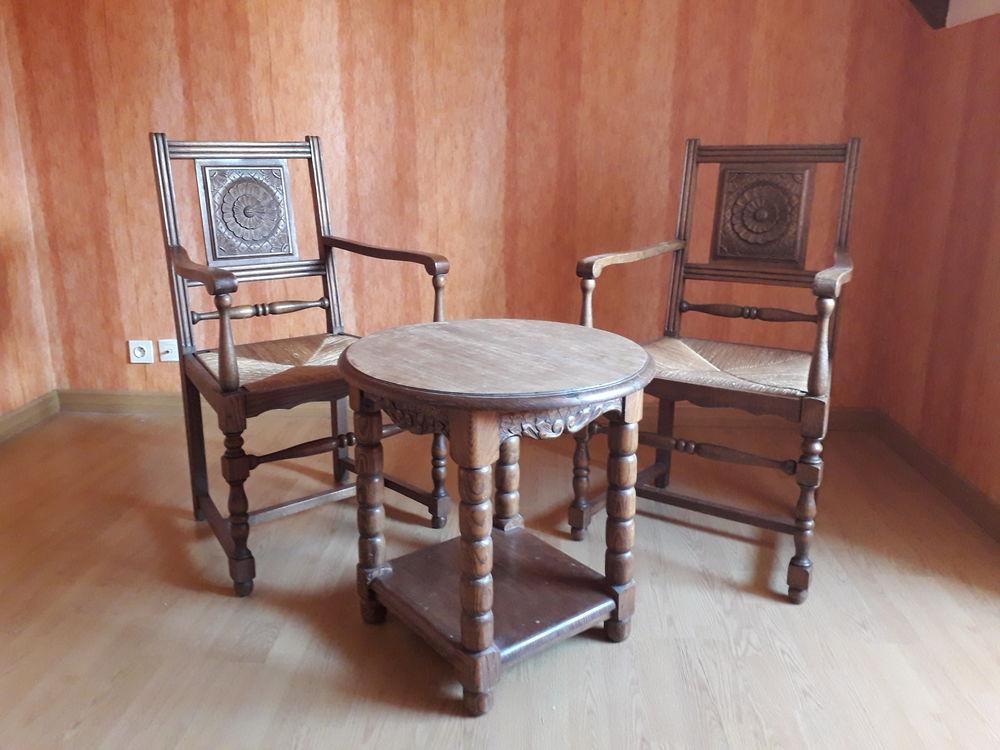 Guéridon + 2 fauteuils 0 Chartres-de-Bretagne (35)