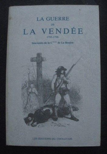 LA GUERRE DE LA EE 1793-1796 Souvenirs Ctesse Livres et BD