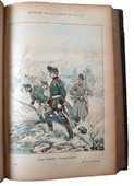 GUERRE de 1870-71 en 3 volumes par Rousset 60 Tours (37)