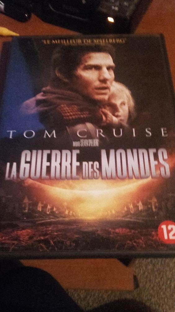 DVD La guerre des mondes. Livraison possible 3 Rixheim (68)