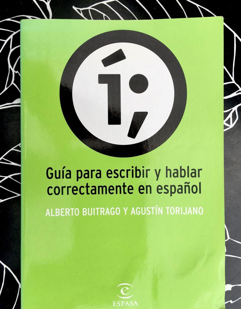 Guía para escribir y hablar correctamente en español,252p 15 L'Isle-Jourdain (32)