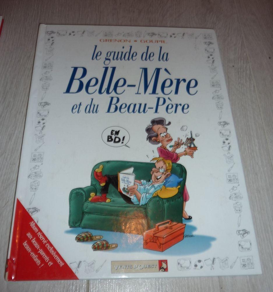 guide du beau pere et de la belle mere en bd 2 Bonnelles (78)