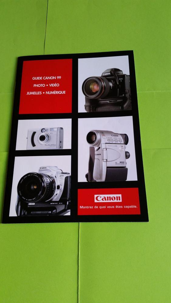 GUIDE CANON 99 Photos/Video/TV