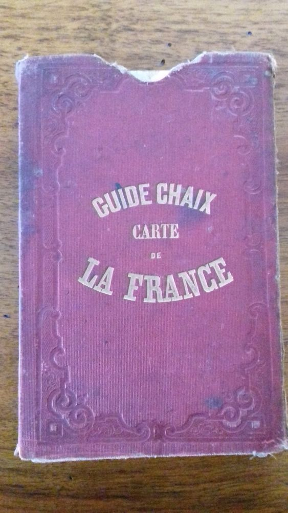GUIDE CHAIX 0 Lyon 8 (69)