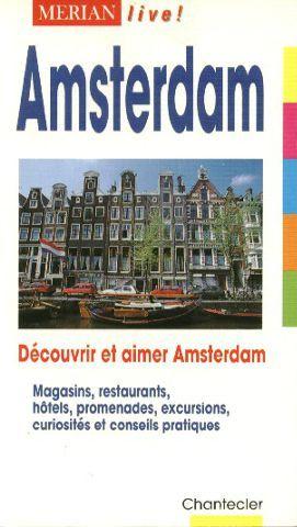 Guide Chantecler Hollande Amsterdam Livres et BD