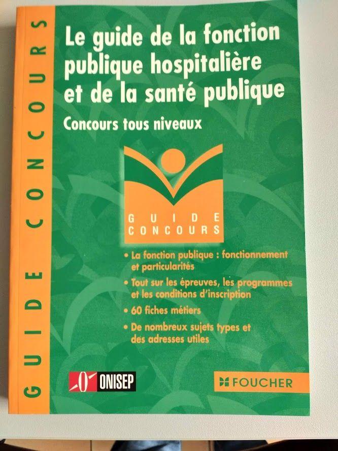 Le guide de la fonction publique hospitalière et de la santé 4 Saint-Jean (31)