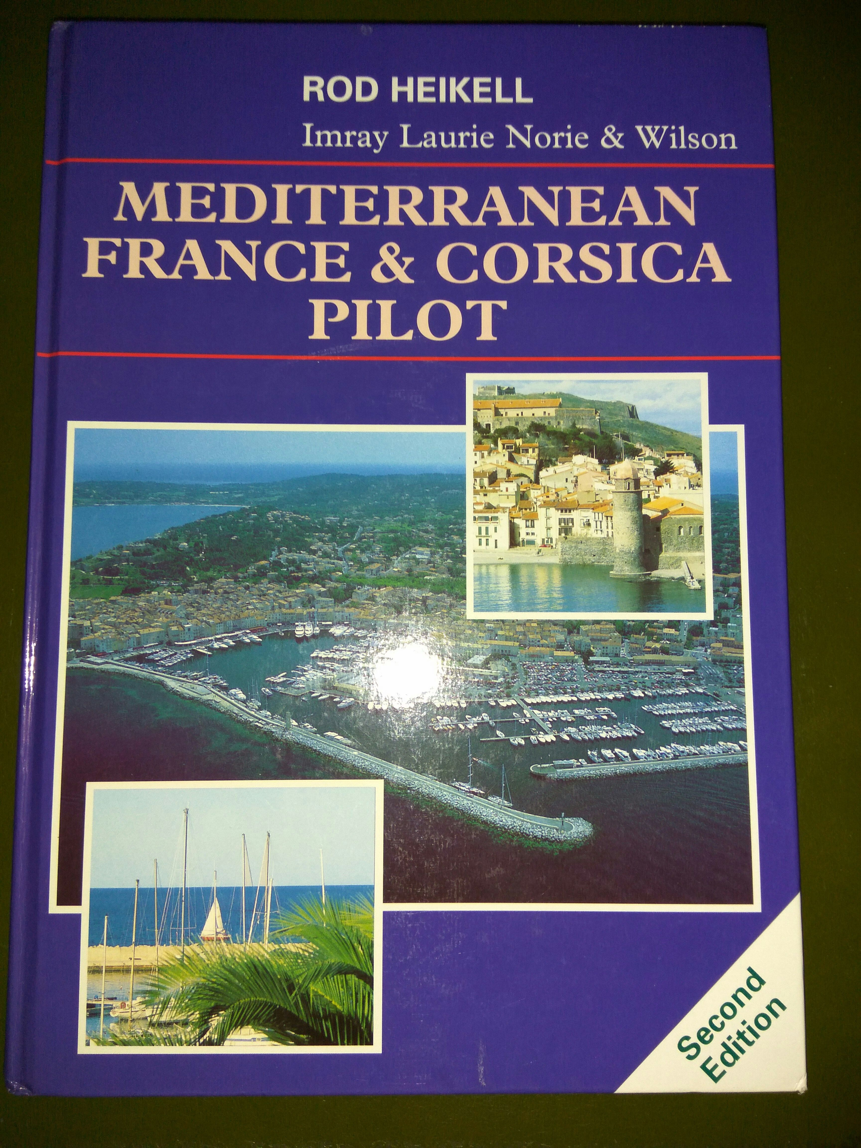 guide IMRAY Mediterranean France & Corsica Pilot 18 Graissessac (34)