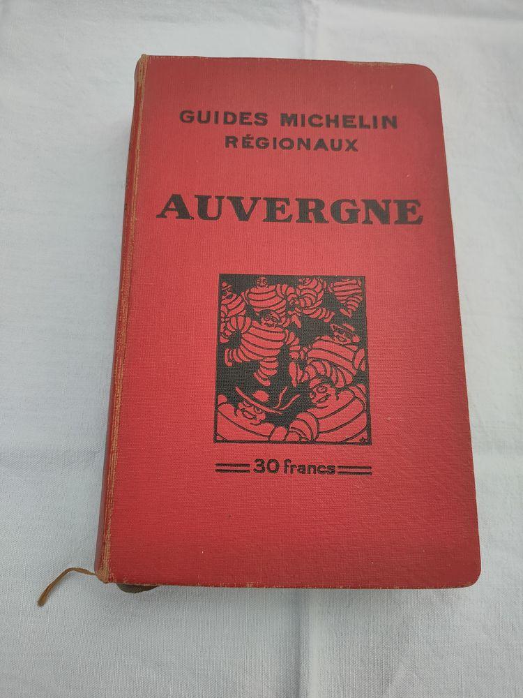 Guide michelin régionaux Auvergne 1929-1930 30 Avermes (03)