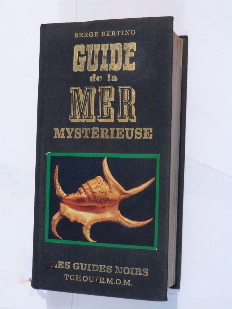 GUIDE DE LA MER MYSTERIEUSE 6 Brest (29)