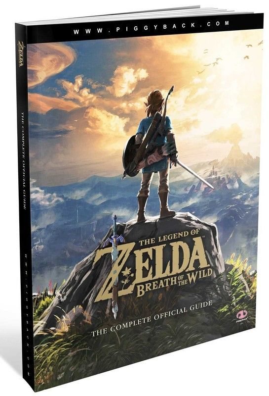 Le guide officiel complet The Legend of Zelda 40 Thil (54)