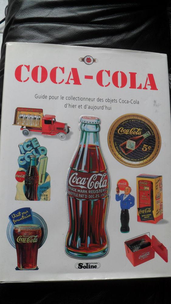 guide pour le collectionneur d'objets coca cola 30 Saint-Nazaire (44)