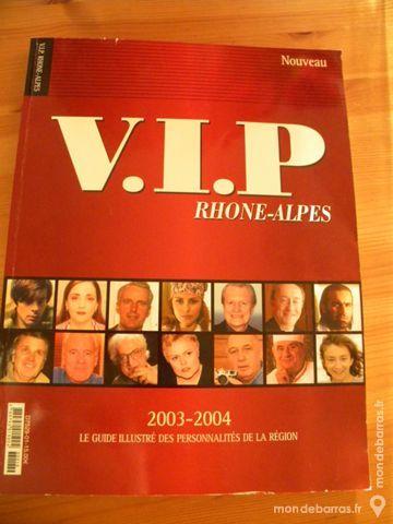 Guide VIP Rhône-Alpes 2003-2004 9 Villeurbanne (69)