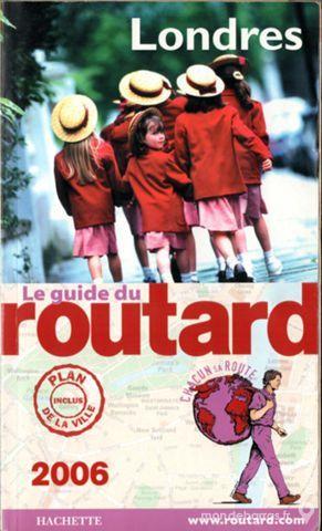 Guide du Routard Londres 2 Villeurbanne (69)