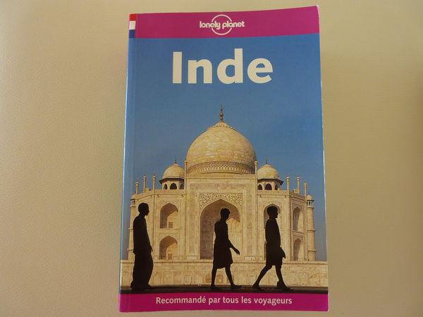 Guide touristique Lonely Planet : Inde 19 La Ferté-Alais (91)