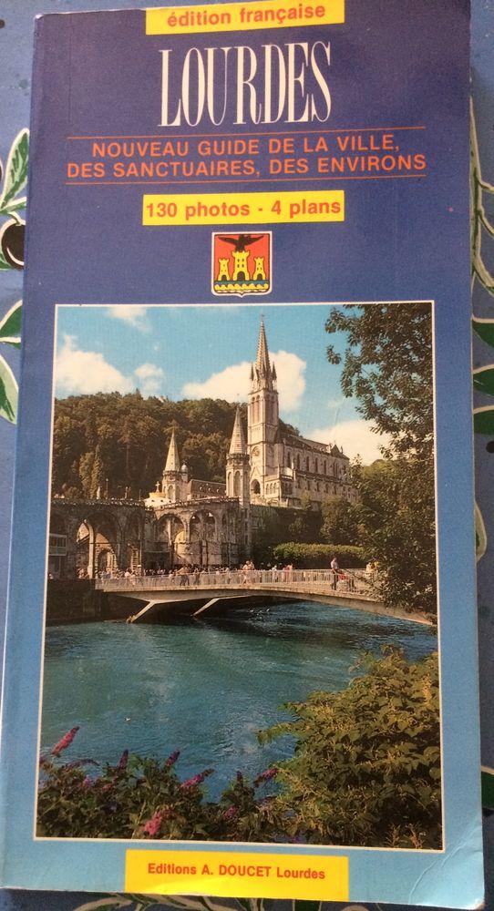 guide touristique de LOURDES de 1989 1 Les Églisottes-et-Chalaures (33)