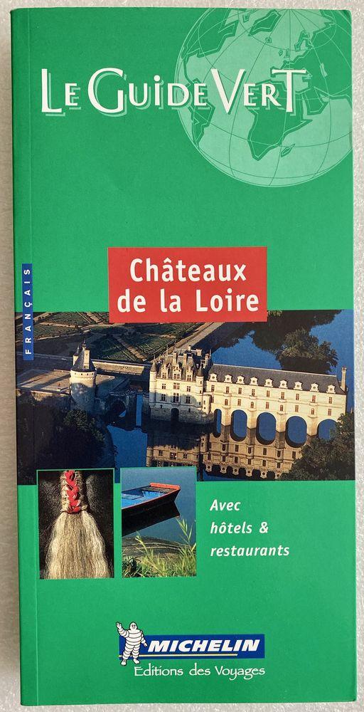 Guide Vert Châteaux de La Loire  6 Joué-lès-Tours (37)