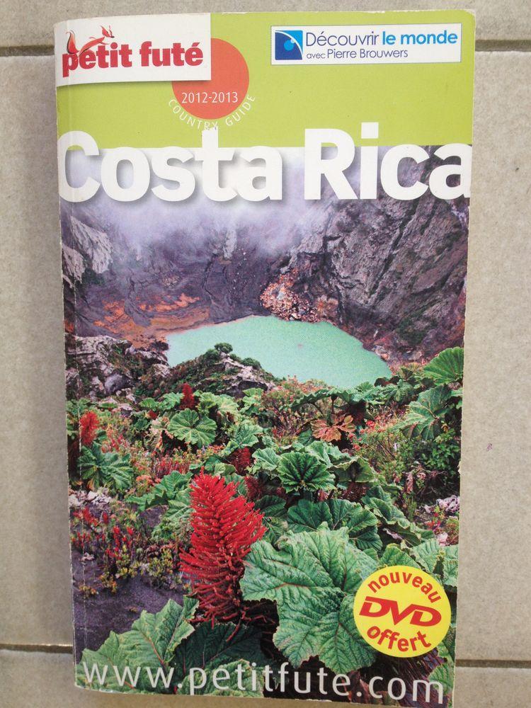 Guide de Voyage Petit Futé TBE sur le Costa Rica + 1 DVD 5 Canet-en-Roussillon (66)