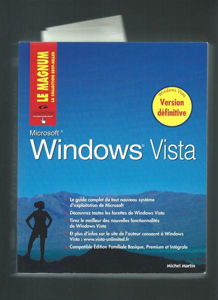Guide WINDOWS VISTA 0 Mulhouse (68)