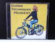 120 Guides notices techniques des Mobylettes Peugeot sur CD