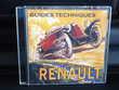 200 Guides techniques voitures anciennes Renault sur CD