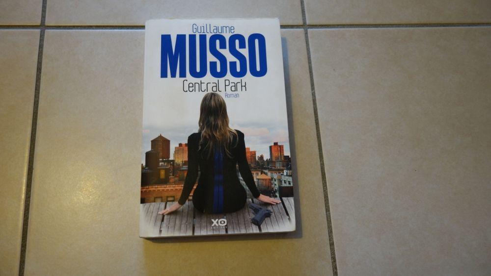 Guillaume Musso: Central Park 3 Hyères (83)