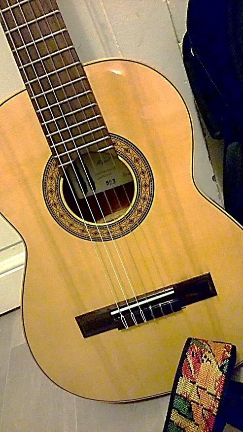 Guitar 3/4 de Miguel Gomez en Espagne 60 Paris 17 (75)